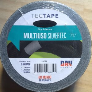 FITA-SILVER-TAPE-48MM X 50MM - PRETO-MIPE-SUPPLY